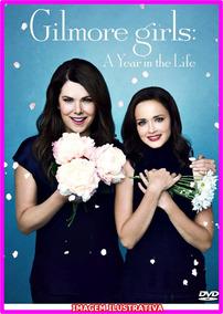 Gilmore Girls 1ª A 8ª Temporadas Completas Dubladas 23dvds!!