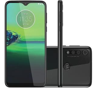 Smartphone Motorola Moto G8 Play Preto Ônix 32gb