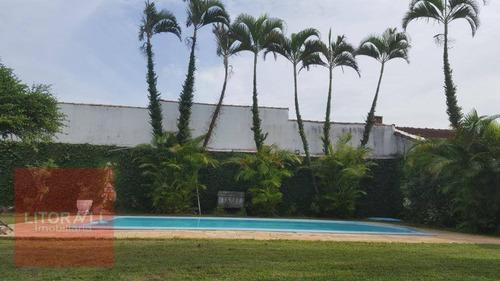 Imagem 1 de 30 de Casa Com 4 Dormitórios À Venda, 313 M² Por R$ 870.000,00 - Suarão - Itanhaém/sp - Ca1409