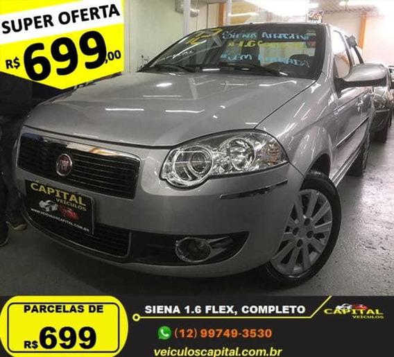 Fiat Siena Essence 1.6 16v Flex Mec.