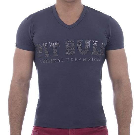 Camisa Masculina Pit Bull Original