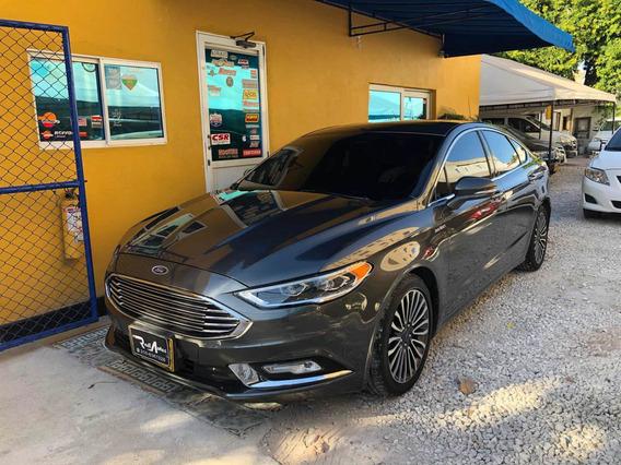 Ford Fusion Titanium Turbo