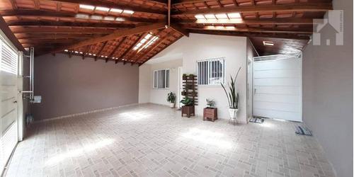 Casa Com 2 Dormitórios À Venda, 144 M² - Residencial Jundiaí Ii - Jundiaí/sp - Ca1234