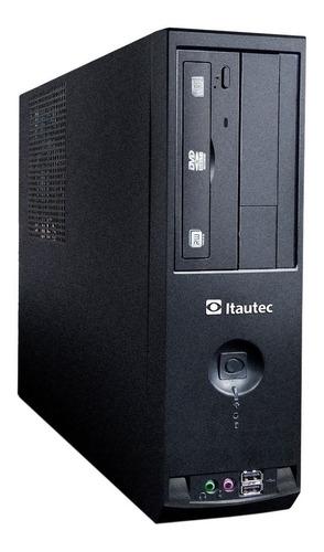 Pc Itautec St 4255 I3 2120 4gb 500gb Dvd Windows10 Pro Origi