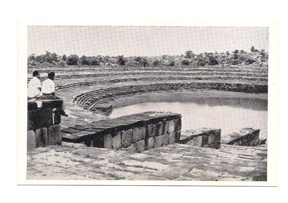 Antigua Postal Foto Delhi Suraj Kund India 532