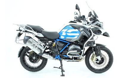 Bmw R 1200 Gs Adventure Premium Rallye 2018 Azul