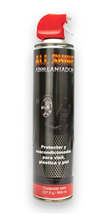 Abrillantador All Shine Protector Vinil Plastico Piel Jumbo