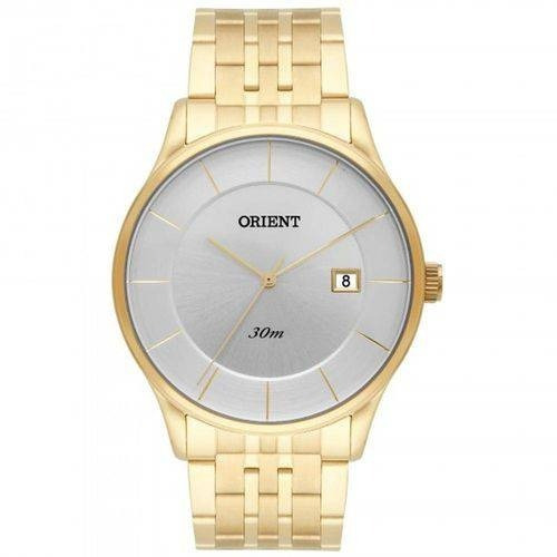 Relógio Orient Masculino Mgss1127 S1kx Dourado