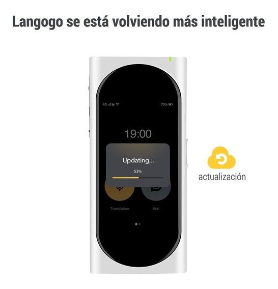 Langogo Tradutor Instantâneo Portátil +90 Idiomas