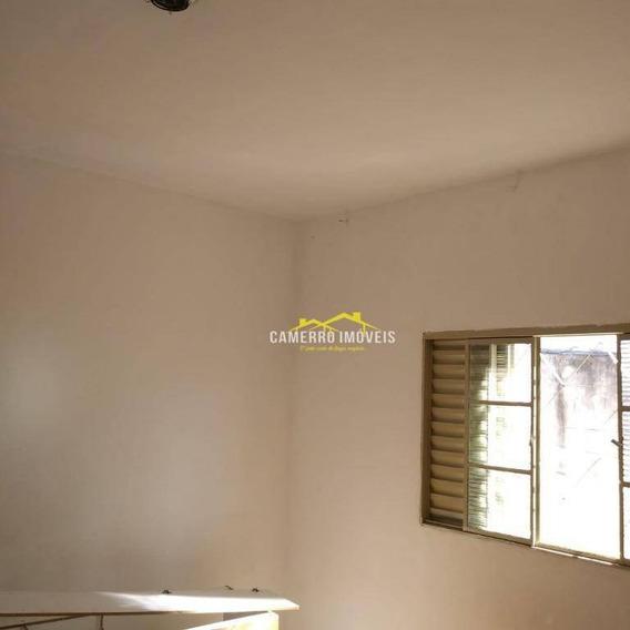 Casa Com 2 Dormitórios Para Alugar, Por R$ 650/mês - Jardim Europa I - Santa Bárbara D