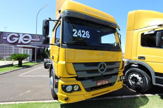 Mercedes-benz Atego 2426 - 2013/13 - 6x2 (bap 3276)