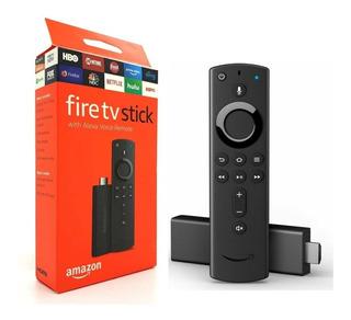 Amazon Fire Tv Stick 2019 + Alexa + Nuevo Control Remoto /u