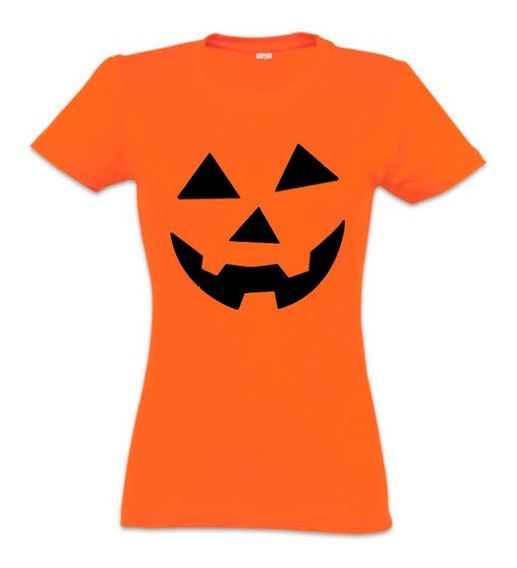 Blusa Estampada Halloween Calabaza