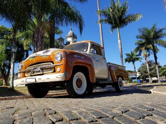 Chevrolet Brasil 31000 1962