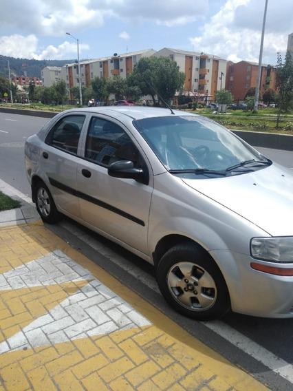 Chevrolet Aveo Family 1.4 Aire Acondicionado, 2010 4 Puertas