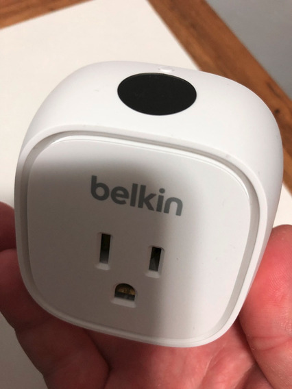 Belkin Wemo Insight Smart Plug (alexa And Google Assistent)