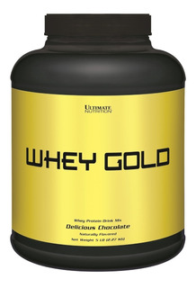 Whey Gold 5lbs Ultimate Nutrition - Proteina Importada Usa