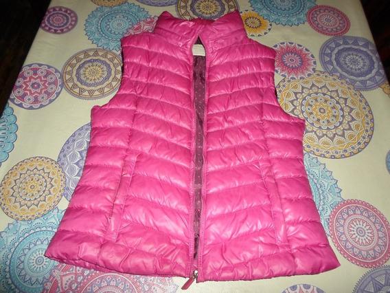 Chaleco Zara No Buzo No adidas Chica Mujer Rosa