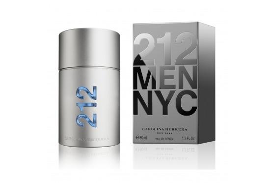 Perfume Carolina Herrera 212 Nyc Masculino 50 Ml