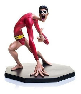 Dc Comics - Plastic Man Estatua 1:10 - Iron Studios