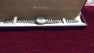 Reloj Bulova Usado De Hombre, Modelo 1a22m.