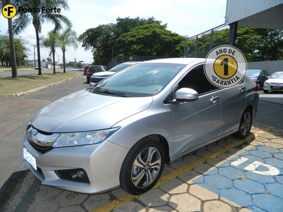 Honda City 1.5 Ex 16v Flex 4p Automatico 2015/2015