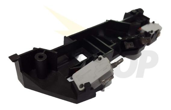 Suporte De Micro-chaves Microondas Panasonic Nn-st341 Novo