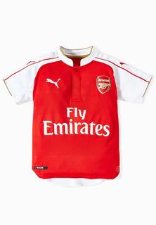 Jersey Playera Arsenal Puma Junior