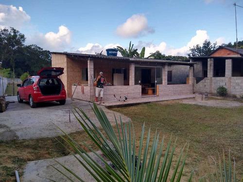 Imagem 1 de 9 de Chácara Em Itanhaém, Aceita R$70mil De Entrada! - Ch050 Lc