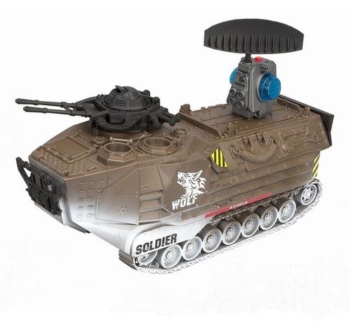 Soldier Force Tanque Y Campamento De Batalla Soldados 540054