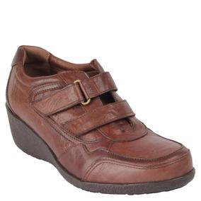 Zapato 16 Hrs Mujer Café - M665