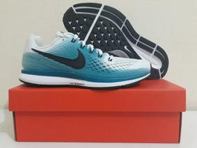 Tênis W Nike Air Zoom Pegasus 34- Original C/ Nf