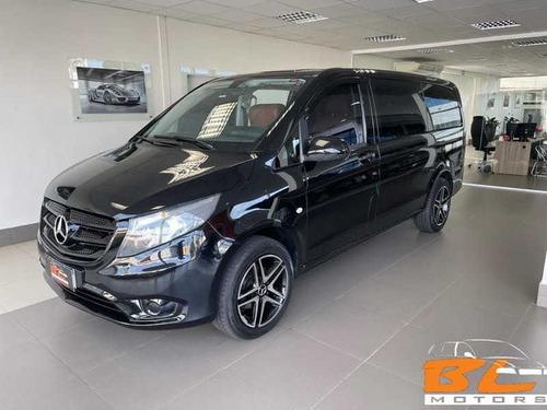 Mercedes-benz Vito Tourer 119 Comf. 2.0 Flex 9 Lug. Mec