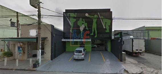 Ref 11.273 Prédio Comercial Bairro Casa Verde, Com 1000 M² A.c. , 535 M² Terreno, Testada 10 M, Zoneamento Zc, Pavimento 10 Pavimento - 11273
