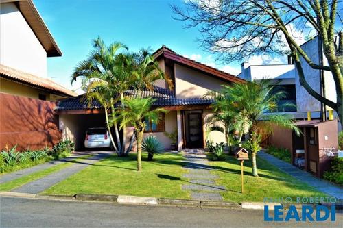 Imagem 1 de 15 de Casa Em Condomínio - Condomínio Arujá 5 - Sp - 602683