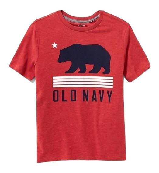 Remera Old Navy Niño