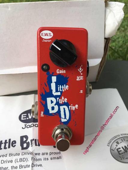 Pedal Ews - Little Brute Drive (original)