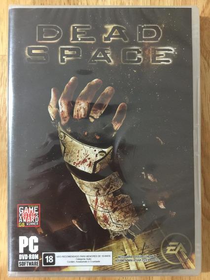 Jogo Pc Dvd - Dead Space (2008) Novo Lacrado De Fábrica!!!