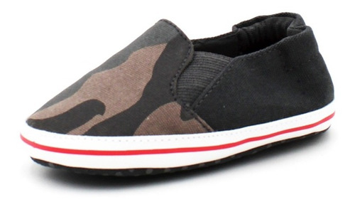 Zapato Deportivo Para Bebes Tiny Toes Gry Camo Scruch