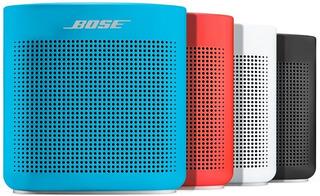 Parlante Bose Bluetooth Inalambrico Soundlink Color Ii