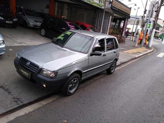 Uno 2008 4 Portas Km Baixa