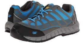 Zapatos Caterpillar Streamline P90514 Punta Composite Azul