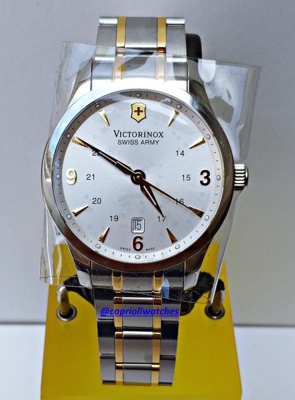 Promoção Relógio Victorinox Aliance Swiss Made 241477