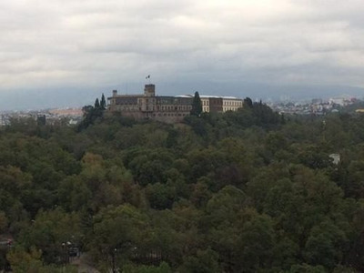 Anzures, 220m2, Vigilancia, Vista Al Castillo De Chapultepec