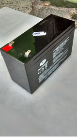 Lote Com 3 Baterias De Nobreak Getpower