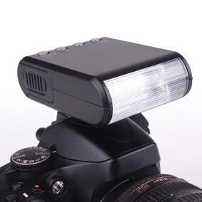 Flash Ws -25 Profissional Portátil Mini Digital Escravo