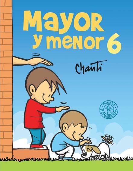 Mayor Y Menor 6 - Chanti