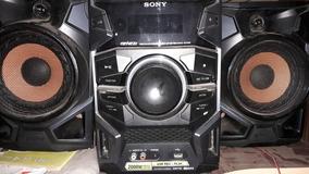 Equipo De Sonido Sony Todo Le Funcina Cd Mp3 Usb