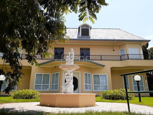 Casa À Venda Em Vinhas Do Vista Alegre - Ca027975