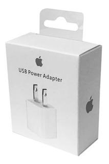 Cubo Cargador Original Apple iPhone 4s 5 5s 6 6s iPod Envío!